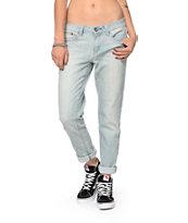 Empyre Sydney Sunbleach Boyfriend Jeans