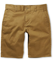 Empyre Take A Walk Dark Khaki Shorts