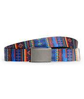 Empyre Taro Native Print Web Belt