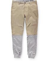 Empyre Telepath Knit Leg Jogger Pants