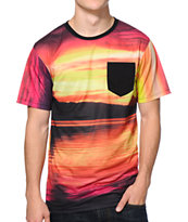 Empyre Thunder Multicolor Sublimated Pocket Tee Shirt