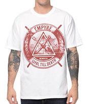 Empyre Till Death White T-Shirt