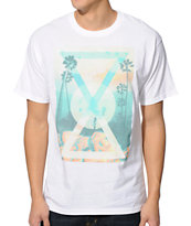 Empyre Trapped In Paradise White Tee Shirt