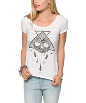 Empyre Triangle Skull T-Shirt