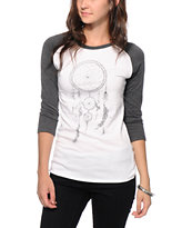 Empyre Triple Dreamcatcher Baseball Tee