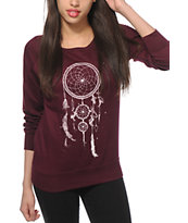 Empyre Triple Dreamcatcher Crew Neck Sweatshirt