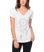 Empyre Triple Dreamcatcher V-Neck Tee