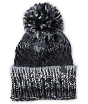 Empyre Vista Black & Grey Beanie