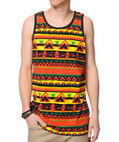 Empyre Warrior Rasta Tank Top