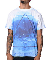 Empyre Waves Collide White Tee Shirt