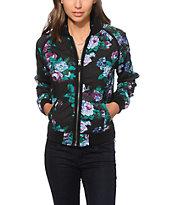 Empyre Westbury Floral Bomber Jacket