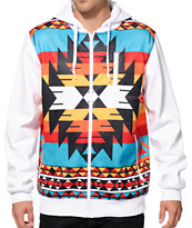 Empyre Widowspeak Tribal Tech Fleece Jacket