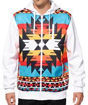 Empyre Widowspeak Tribal Tech Fleece Jacket