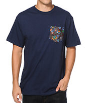Empyre Woodstock Pocket T-Shirt