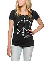 Empyre XOXO Peace Vintage T-Shirt