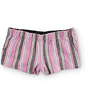 Empyre Xena Guatemalan Stripe Woven Shorts
