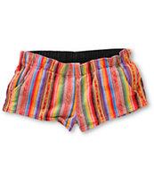 Empyre Xena Multicolor Woven Shorts