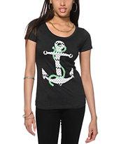 Empyre Zig Zag Anchor T-Shirt