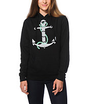 Empyre Zigzag Anchor Hoodie