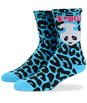 Enjoi Animal Crew Socks