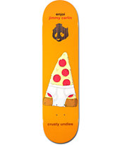 Enjoi Carlin Crustie Impact Support 7.75 Skateboard Deck
