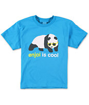Enjoi Is Cool Boys Tee Shirt