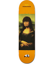 "Enjoi Mona Louie 8.0"" Skateboard Deck"