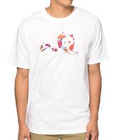 Enjoi Panda Tie Dye T-Shirt