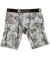 Ethika Machine Gun Kelly Grey Camo Boxer Briefs