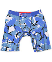 Ethika The Staple Blue Camo Boxer Briefs