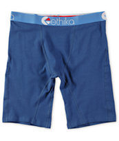 Ethika The Staple Denim Blue Boxer Briefs