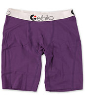 Ethika The Staple Purple Boxers Briefs