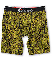 Ethika The Staple Yellow Elephant Boxer Briefs