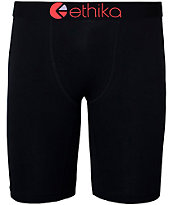 Ethika The Staple calzoncillos boxer negros