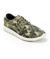 Etnies Scout Camo Shoe