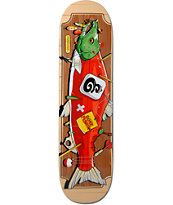 "Expedition One Mounted 8.25"" Skateboard Deck"