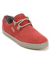 Fallen Capitol Cordovan & Cement Grey Skate Shoe