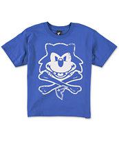 Famous Stars & Straps Boys Bones Wolfie T-Shirt