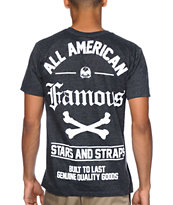 Famous Stars & Straps Built Too Fast Pocket Tee Shirt