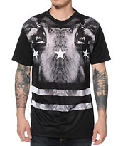 Famous Stars & Straps Dog Eat Dog Sublimated Tee Shirt