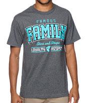 Famous Stars & Straps Fam Respect T-Shirt