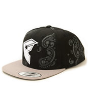 Famous Stars & Straps Official BOH Snapback Hat
