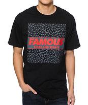 Famous Stars & Straps Speck Box Black T-Shirt