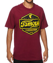 Famous Stars & Straps Top Choice Tee Shirt