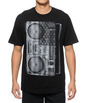 Famous Stars & Straps US Sound System T-Shirt