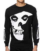 Famous Stars & Straps x Misfits Badge Long Sleeve T-Shirt