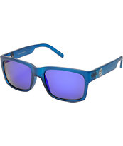Filtrate John Brown Blue Frost & Mirror Polarized Sunglasses