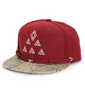 Findlay Cascade Snapback Hat