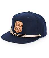 Findlay Crown Point Snapback Hat