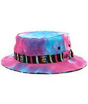 Flat Fitty x Wiz Khalifa Reversible Bucket Hat